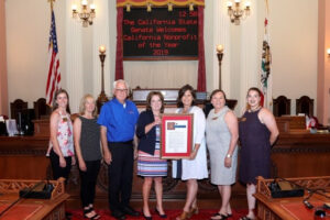 Happy Trails Riding Academy Earns Non-profit of the Year for Senate District 16